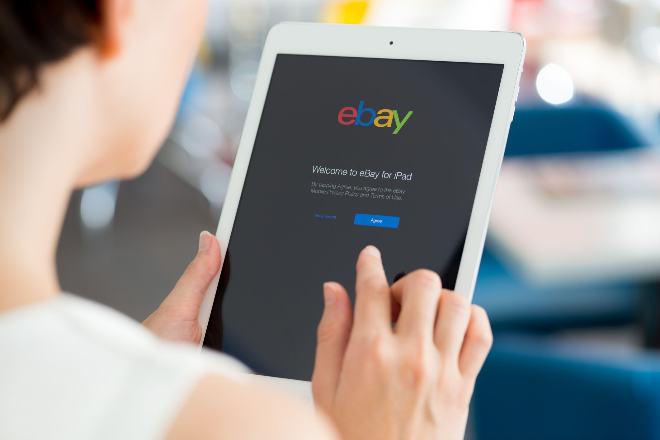 Using Separate EBay Accounts To List Items