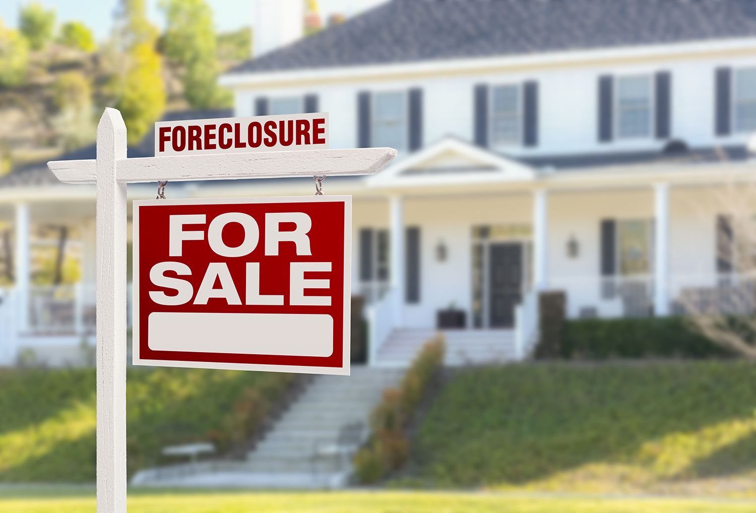 A Real Foreclosure Negotiation With the Bank