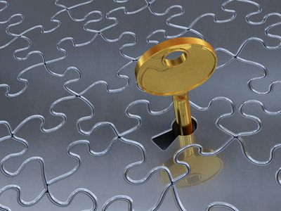 The puzzle key
