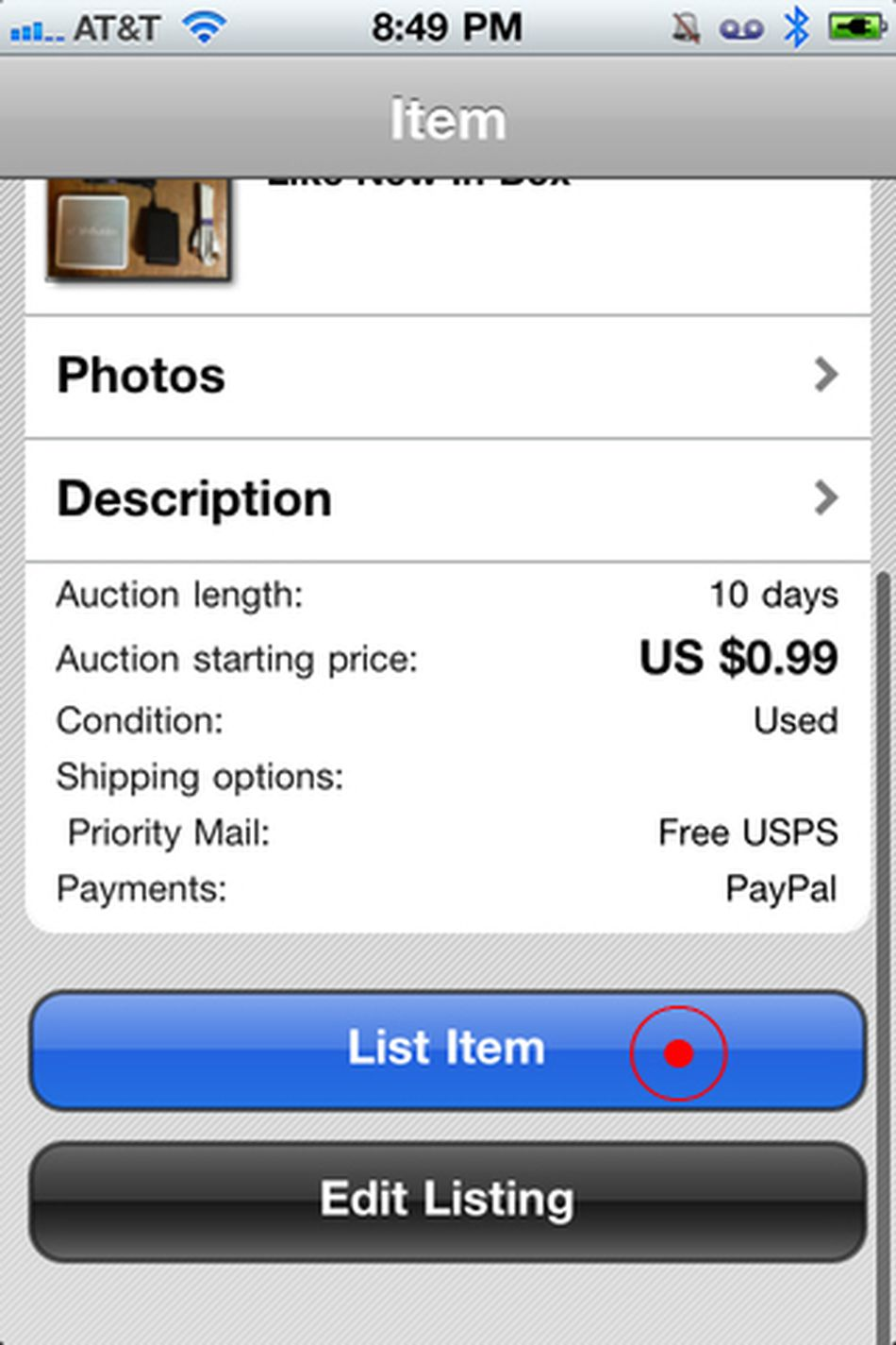 guide to selling on ebay pdf