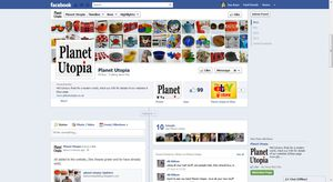 Facebook small business page