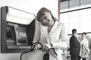 Woman on Business Travel