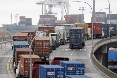Workers At Southern California Ports Go On Strike