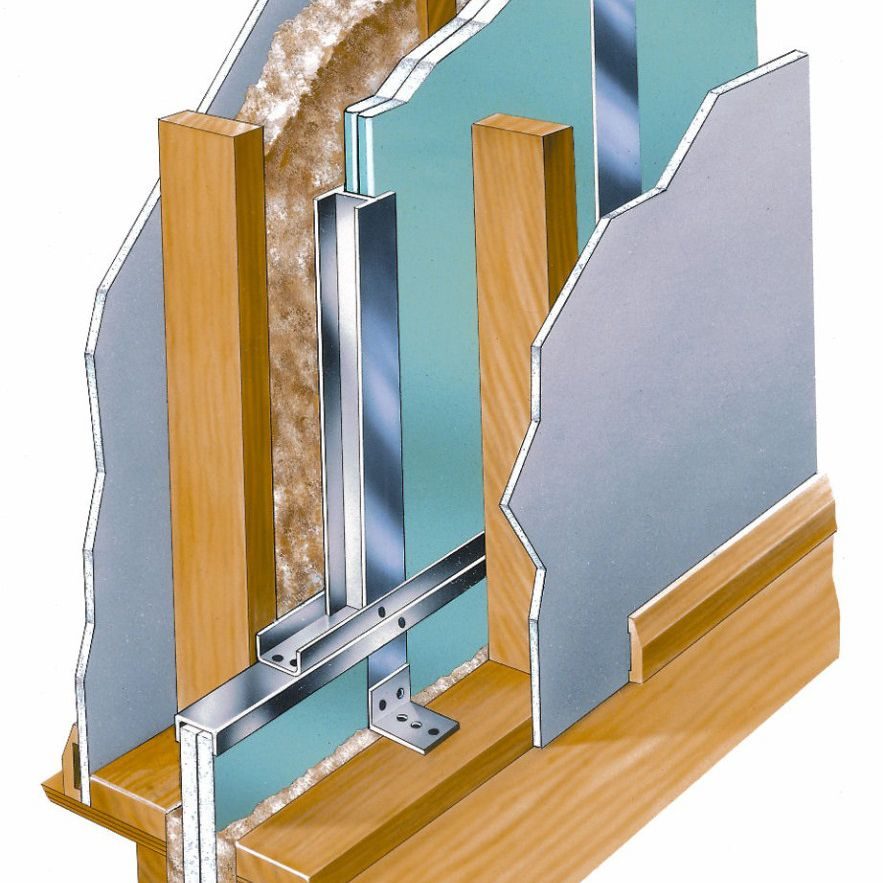 home wall of.htm gypsum area separation walls in townhouse construction  gypsum area separation walls in