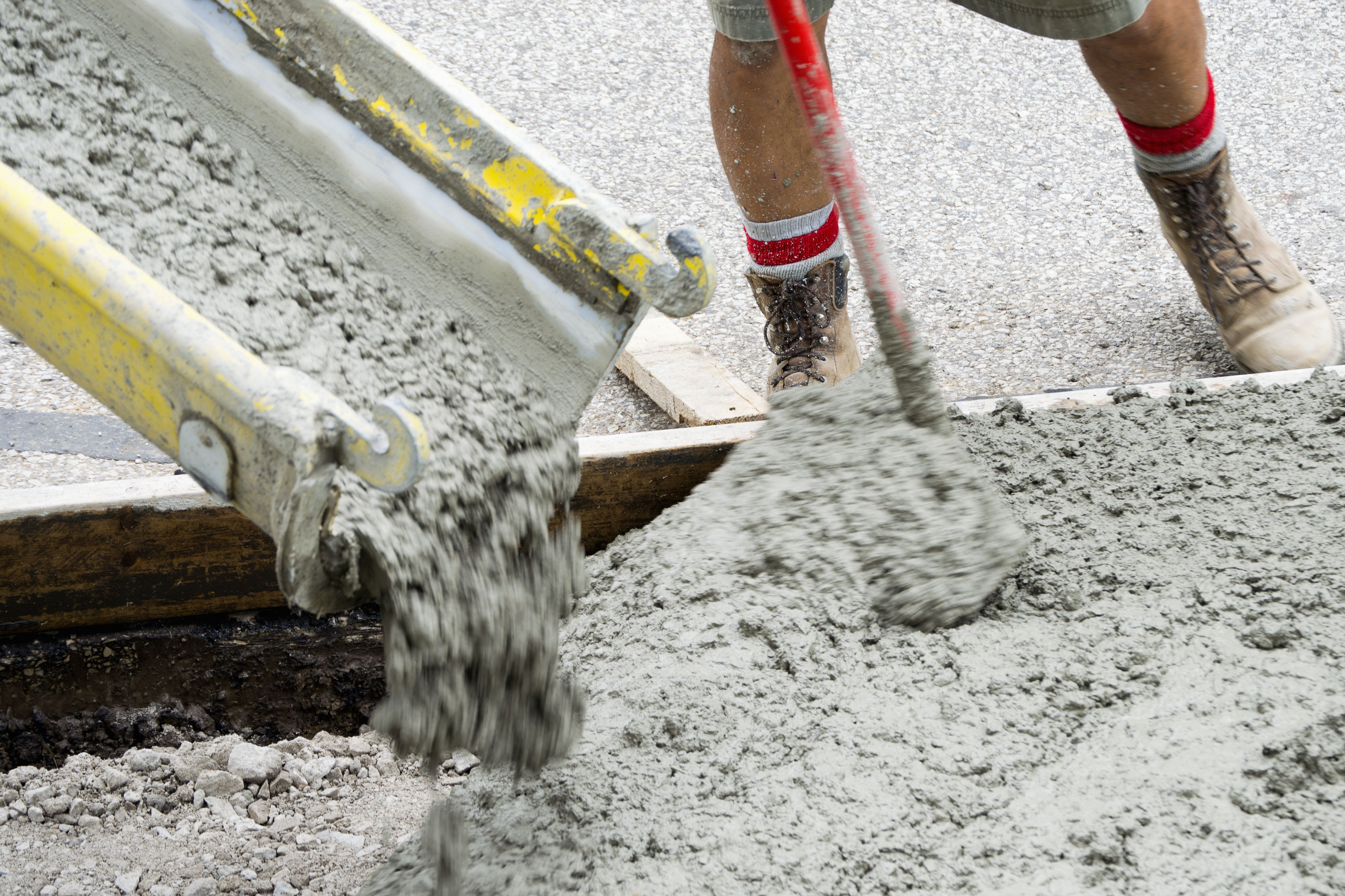 How To Pour Concrete In Hot Weather