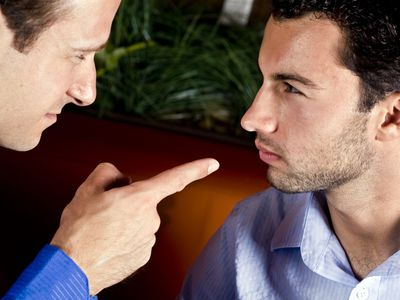 Tenant and landlord discussing Landlord Retaliation in Colorado