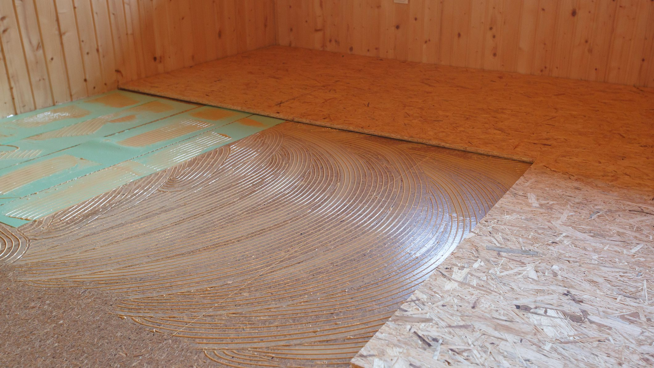 Subfloor Materials In Construction Projects