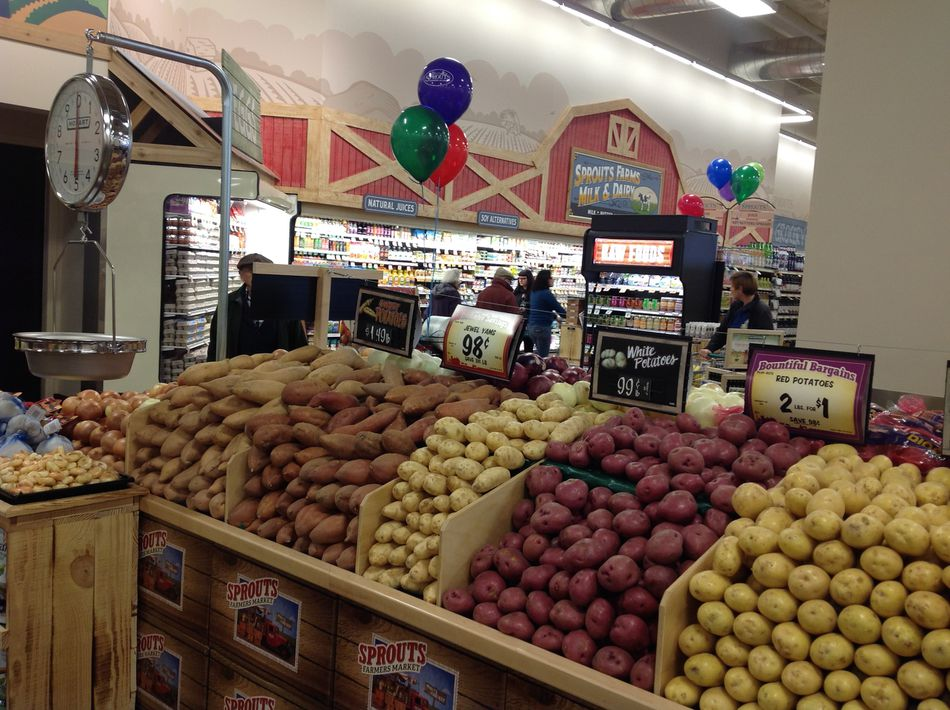 Sprouts Farmers Market Is An Amazing Natural Food Store
