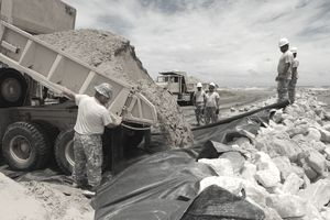 Types and Uses of Geotextiles