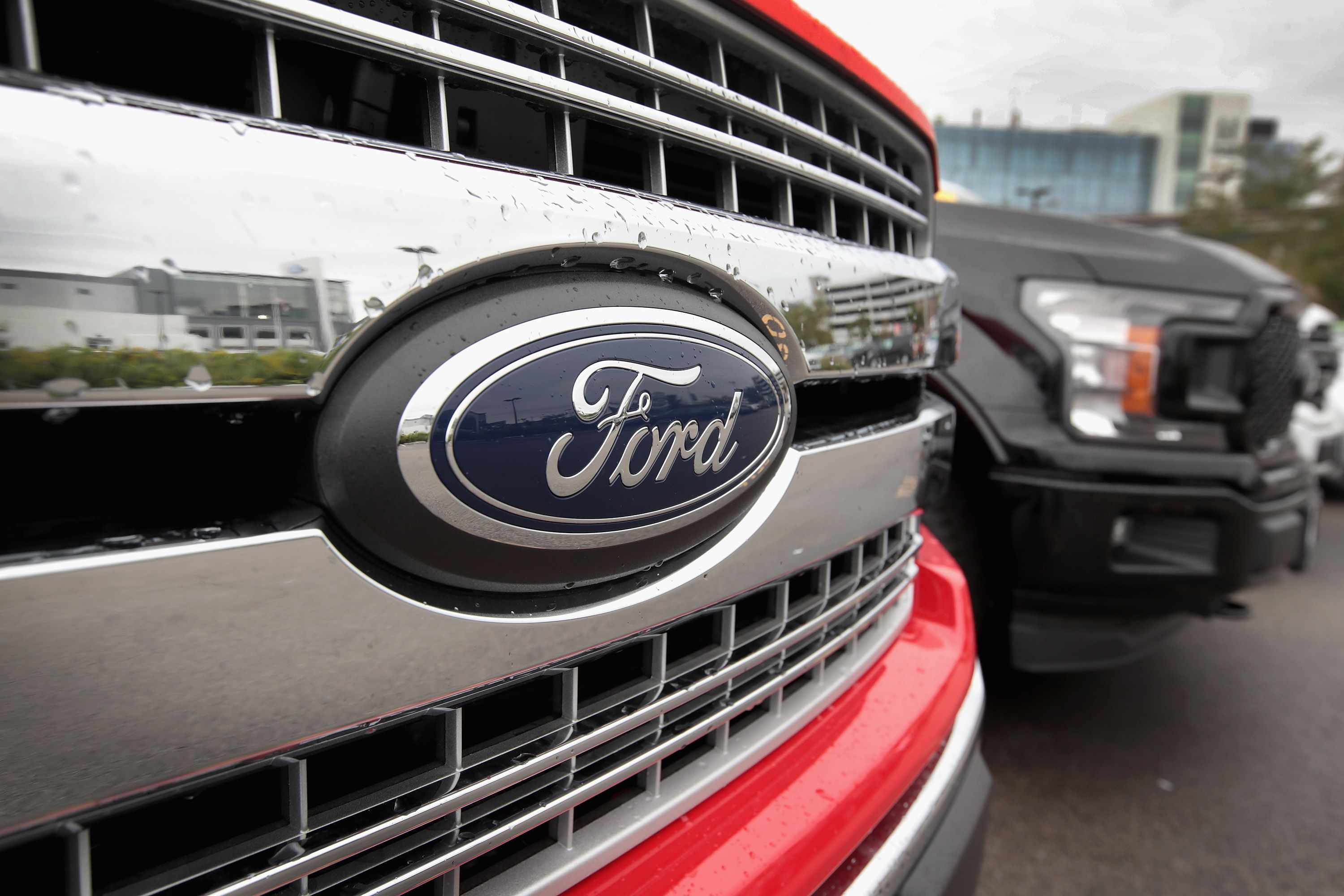 ford motors mission statement and vision