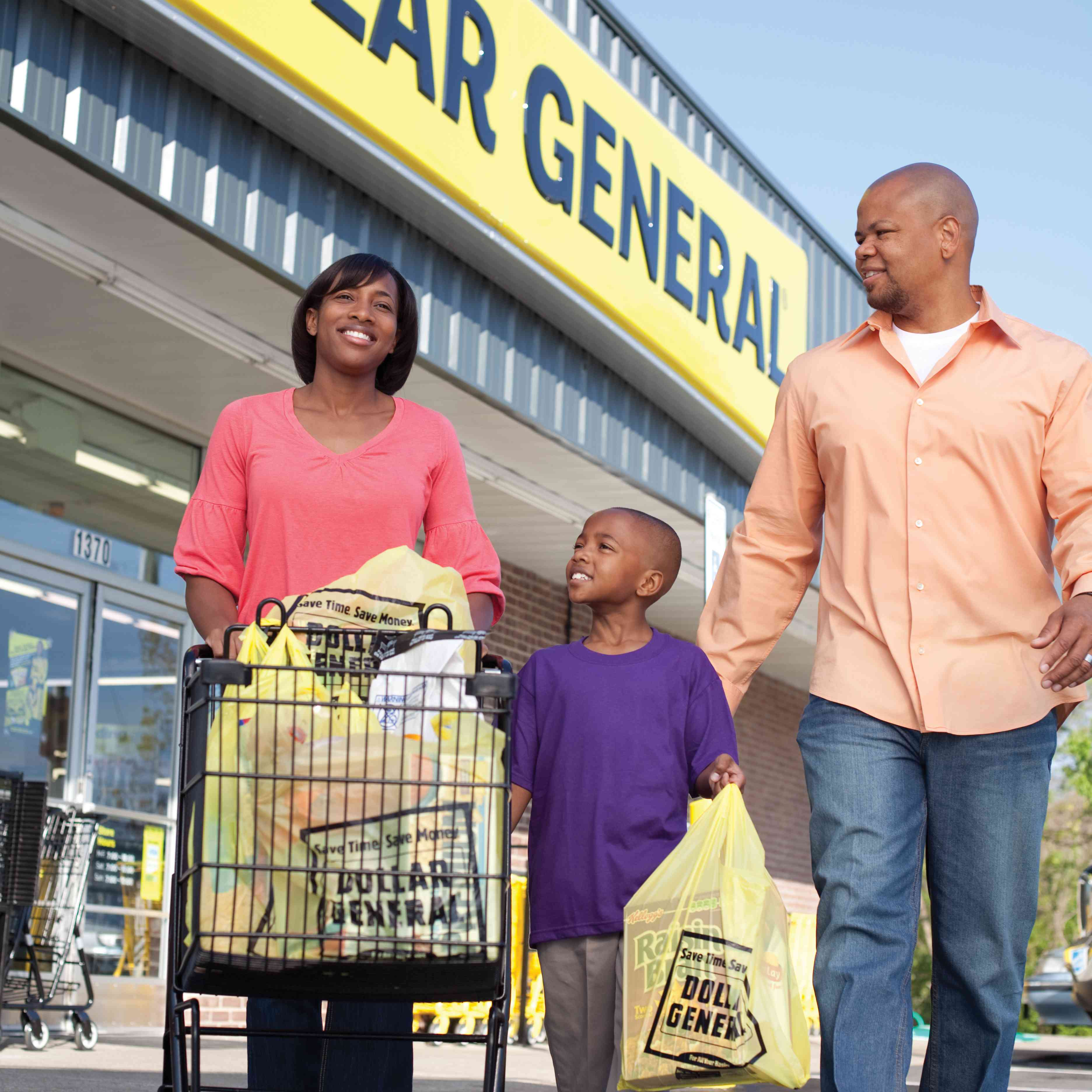 Dollar General and family