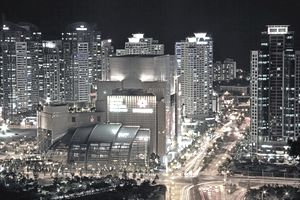 The Shinsegae Centum City is a Guinness World Record holder as the largest shopping complex in the world
