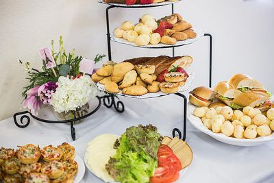 Dinner buffets are a great way to boost restaurant sales