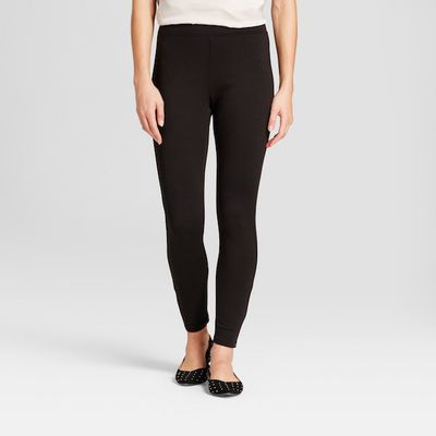 26933681677df Best Budget: A New Day Women's Ponte Waistband Leggings