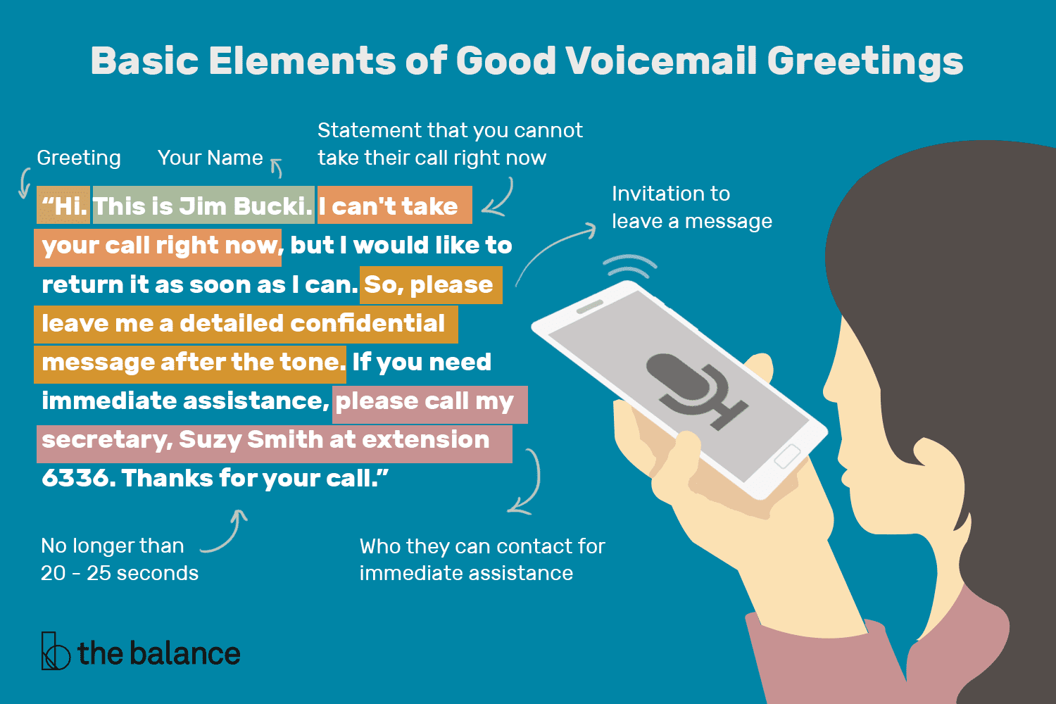 How to set up professional voicemail greetings what to include in a proper voicemail greeting m4hsunfo