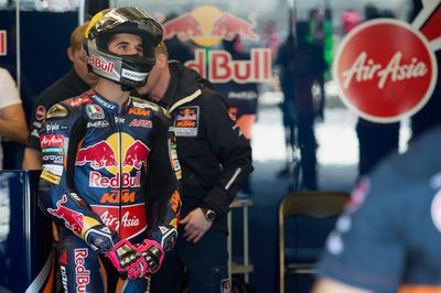 A Red Bull race car driver