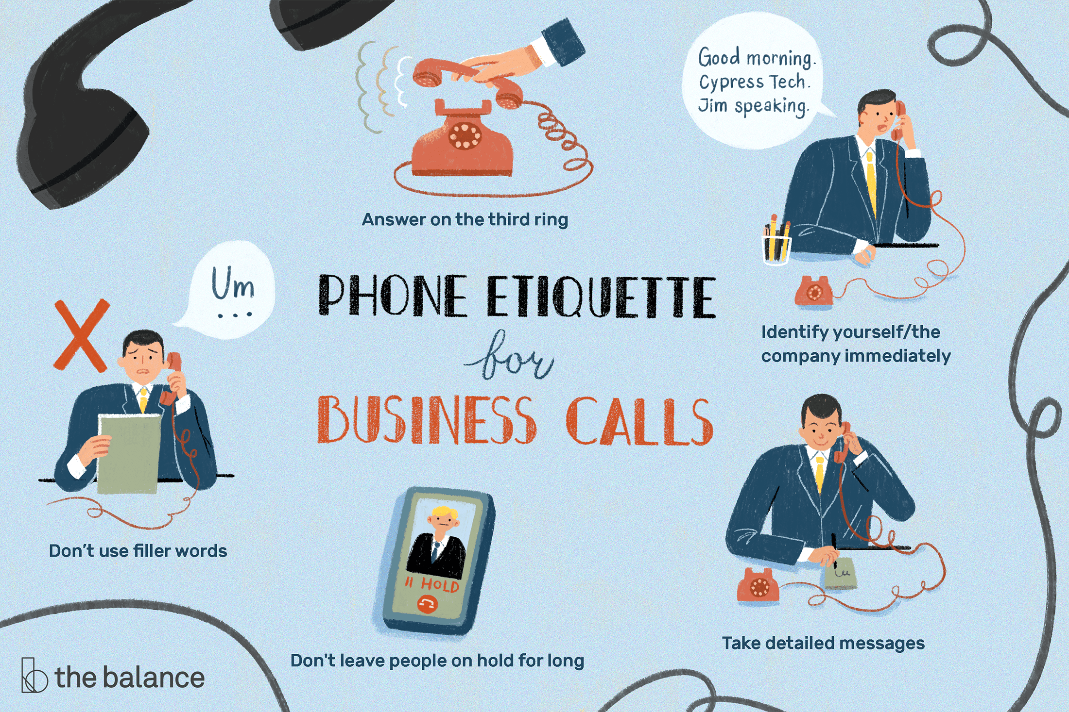 How to Answer the Phone Professionally at Your Business