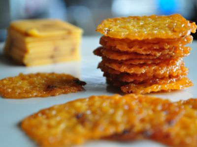 home-based business making cheese crackers