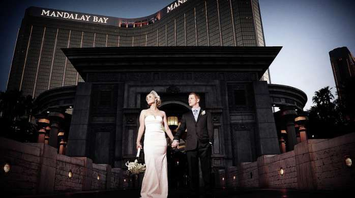 Mandalay Bay offers several wedding packages.