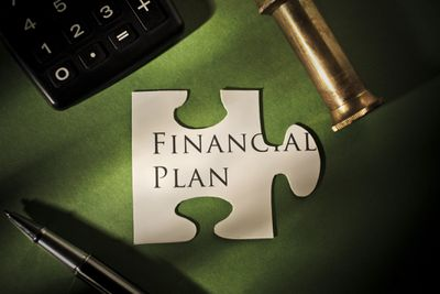 a financial budget is part of the master budget