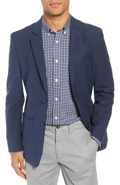 2f68ea073c Best Value: Nordstrom Men's Shop Washed Cotton Blazer