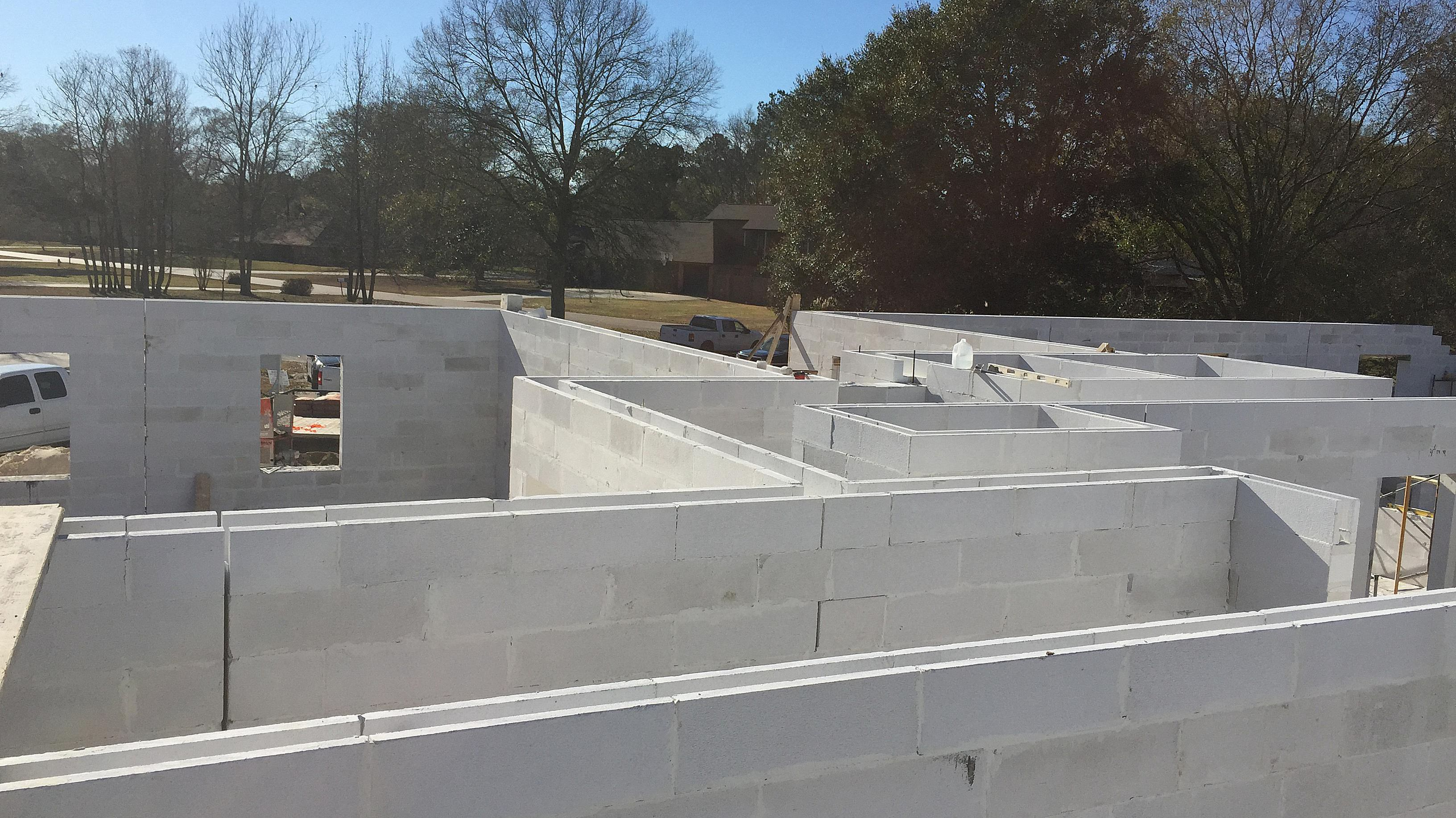 All About Autoclaved Aerated Concrete Aac