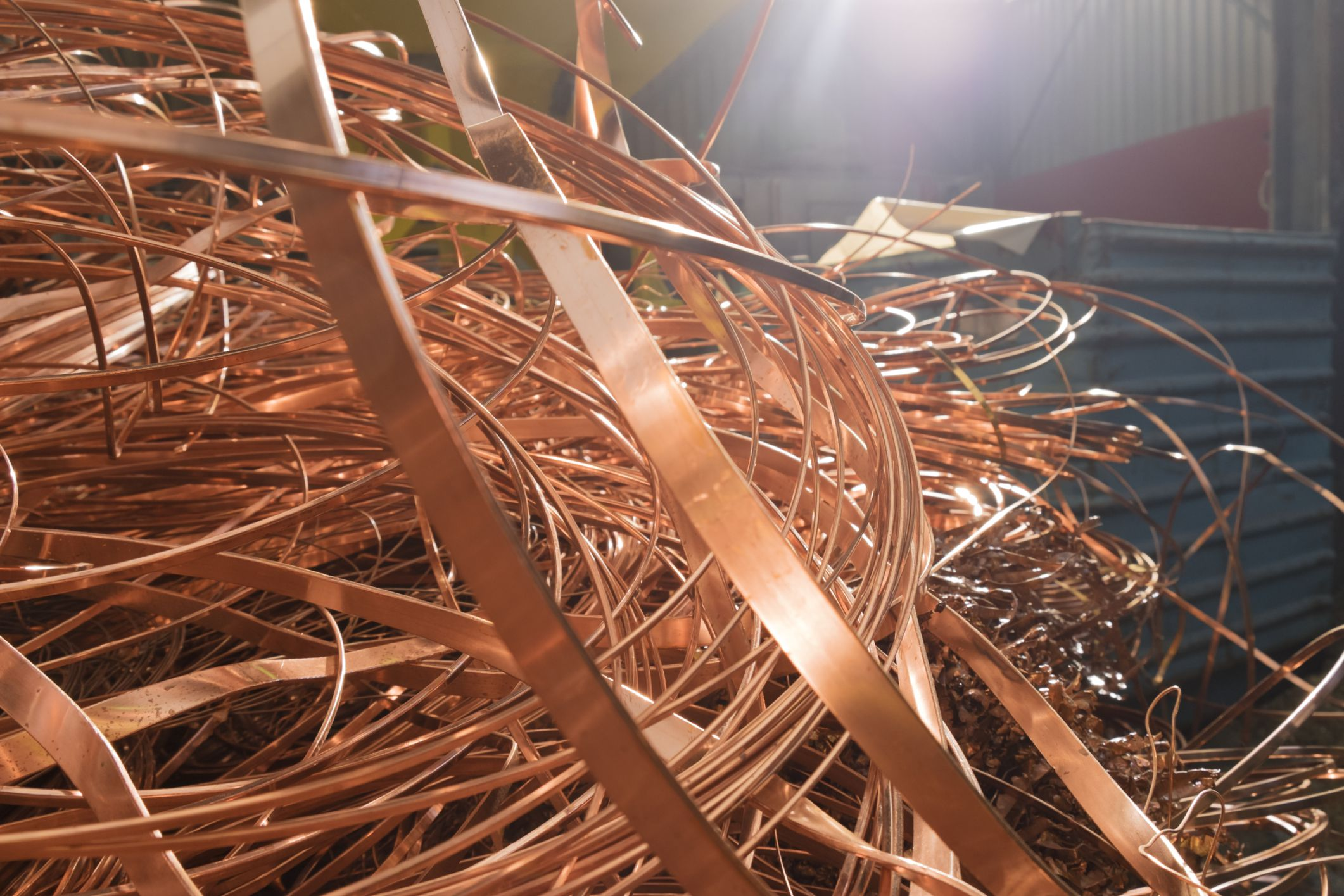 The Importance of Copper Recycling on