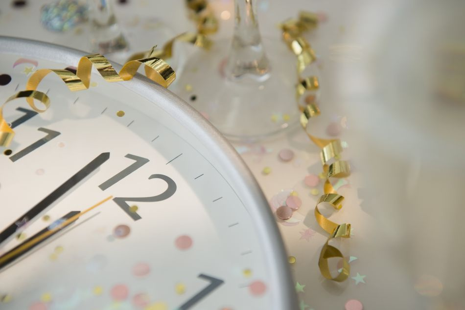 Clock ticking off to the new year. Just in time for year-end fundraising.