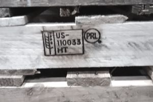 Red Pallets or Blue, Those Markings on Pallets