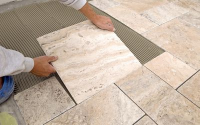 Tips For Installing Sealing And Protecting Marble Tile Flooring