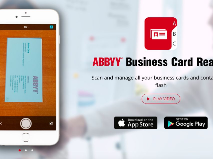 The 8 Best Business Card Scanner Apps To Use In 2021