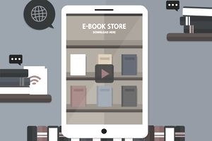 sell ebooks online