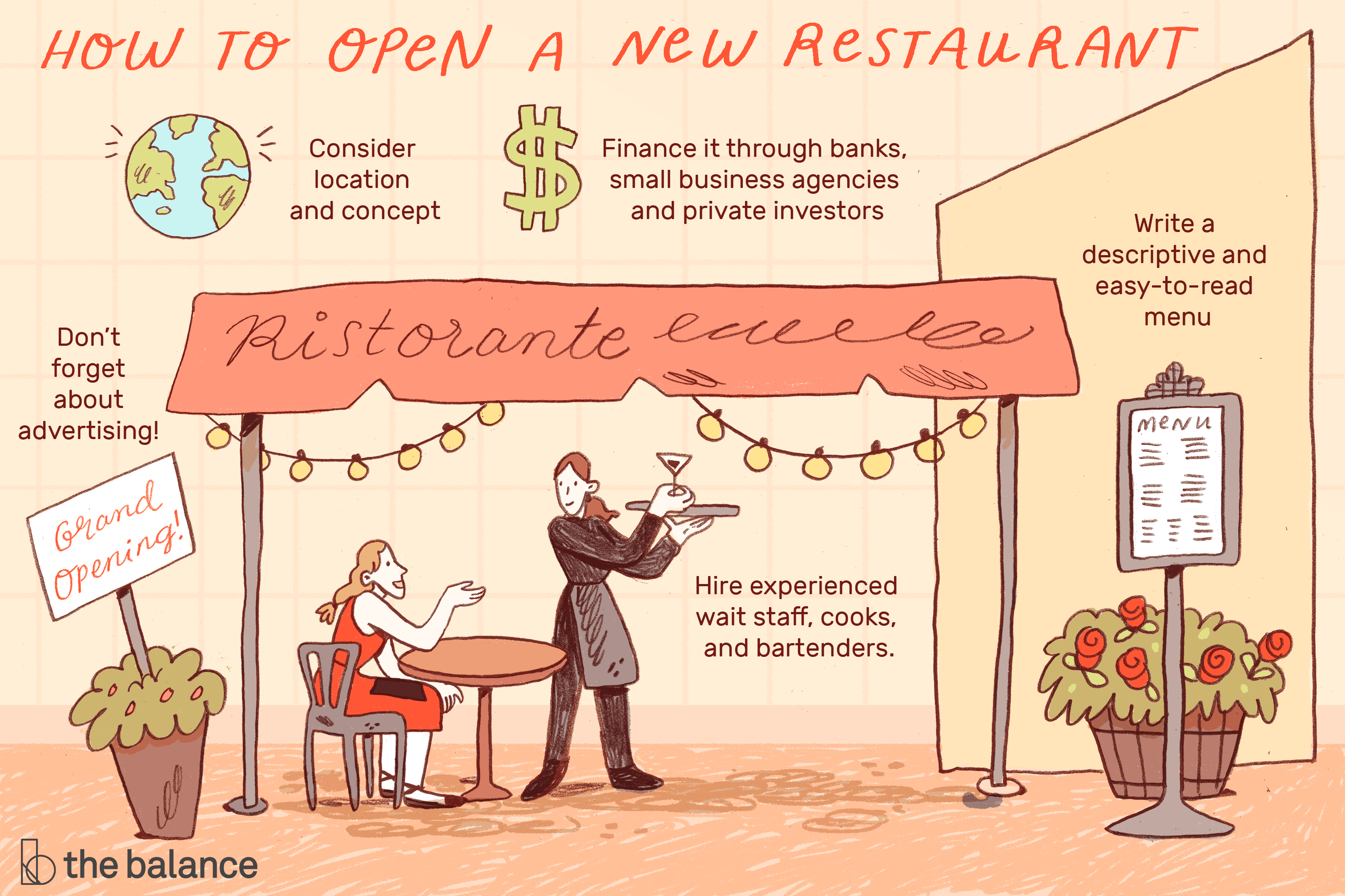 What Things To Consider In Opening A Casual Restaurant