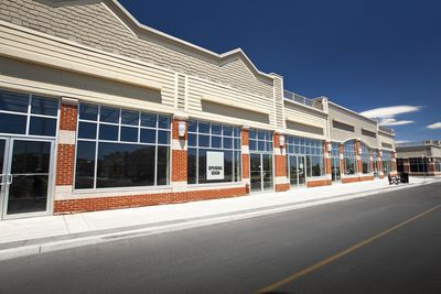 New Business Building for Rent or Lease