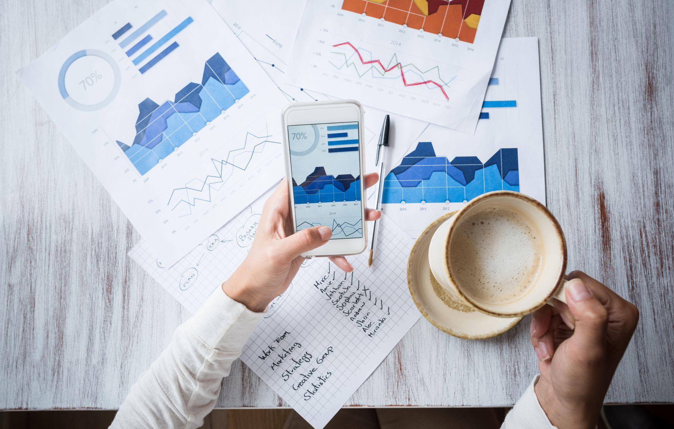 12 Apps to Help With Home Business Taxes