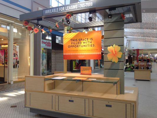 Mall Kiosk for Lease