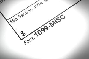 Who Must Receive Form 1099 Misc