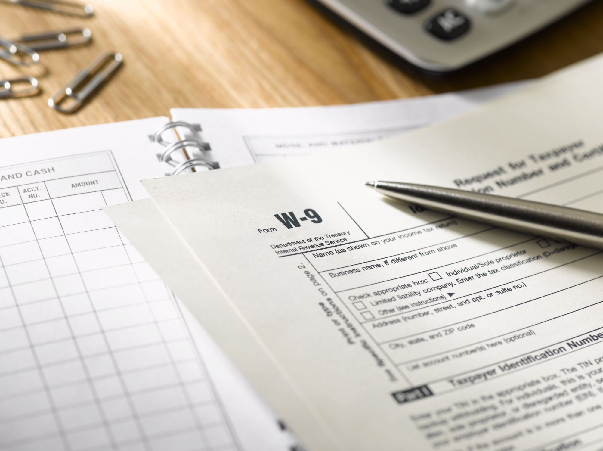 What Is IRS Form W-9 and How to Fill It Out