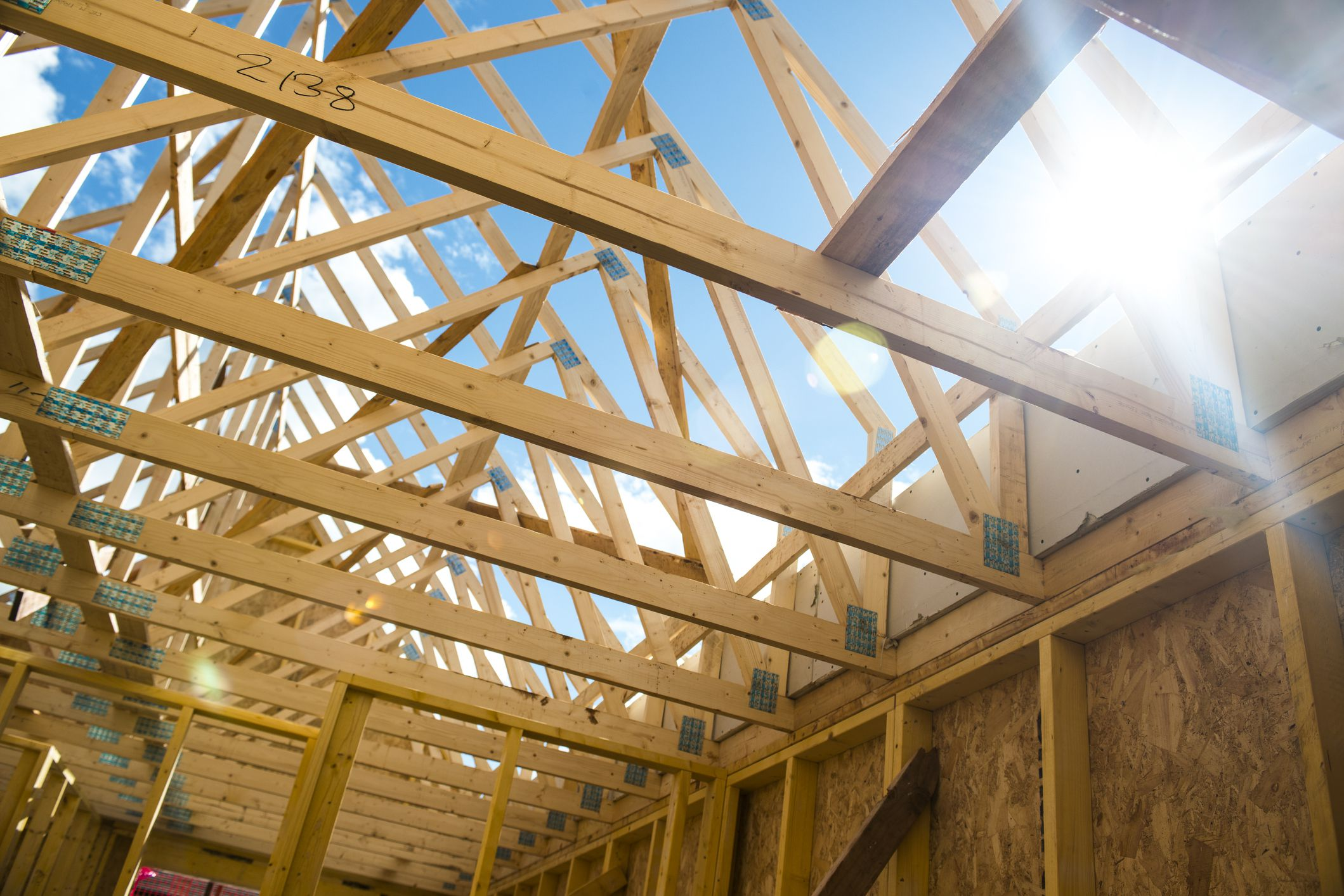 Types Of Roof Trusses Costs And Common Uses