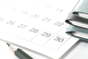 Planning Events Using a Marketing Calendar