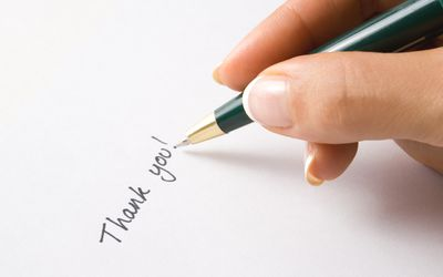 Thank You Letters Donors Will Love