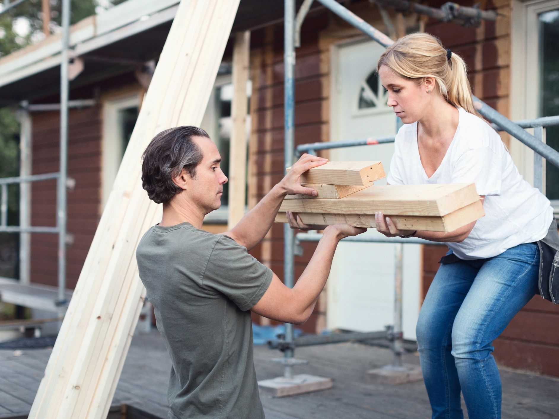 Flipping a House That Is Your Primary Residence