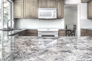 Picture of Steps for Choosing Countertop for Investment Property