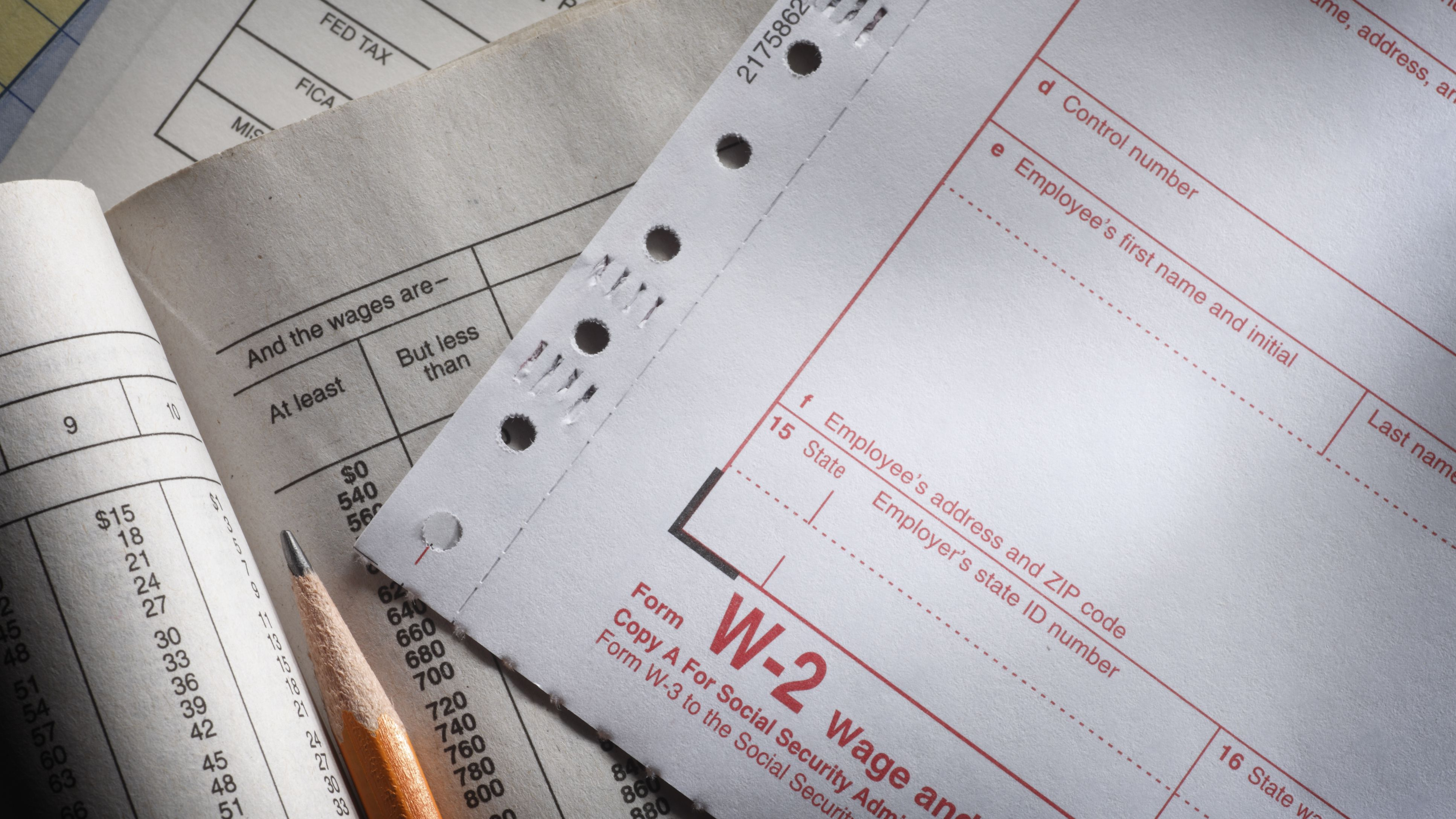 How to Correct Mistakes on a W-2 and W-3