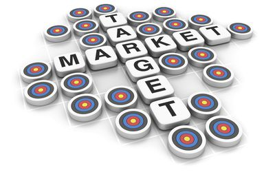 define your target market and increase your sales