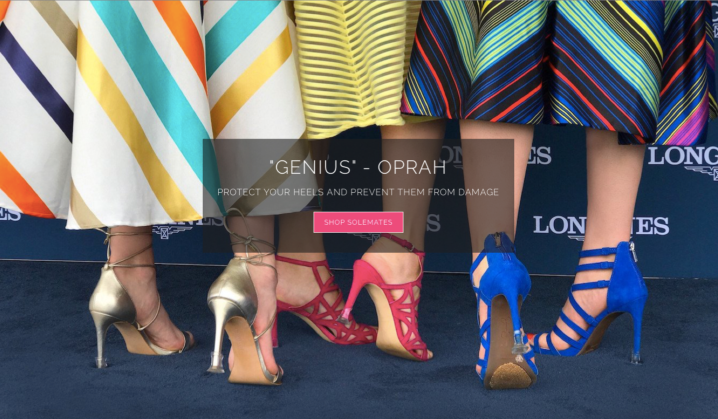 How a High Heel Frustration Became a Multi-Million Dollar Business