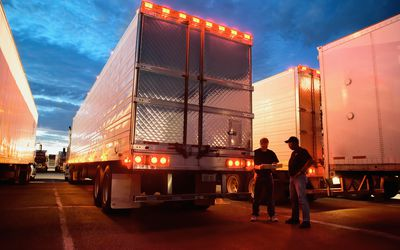 Freight and Trucking DOT Hours of Service Regulations