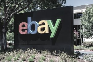 ebay company sign