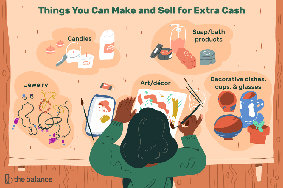 10 Things You Can Make And For Extra Cash