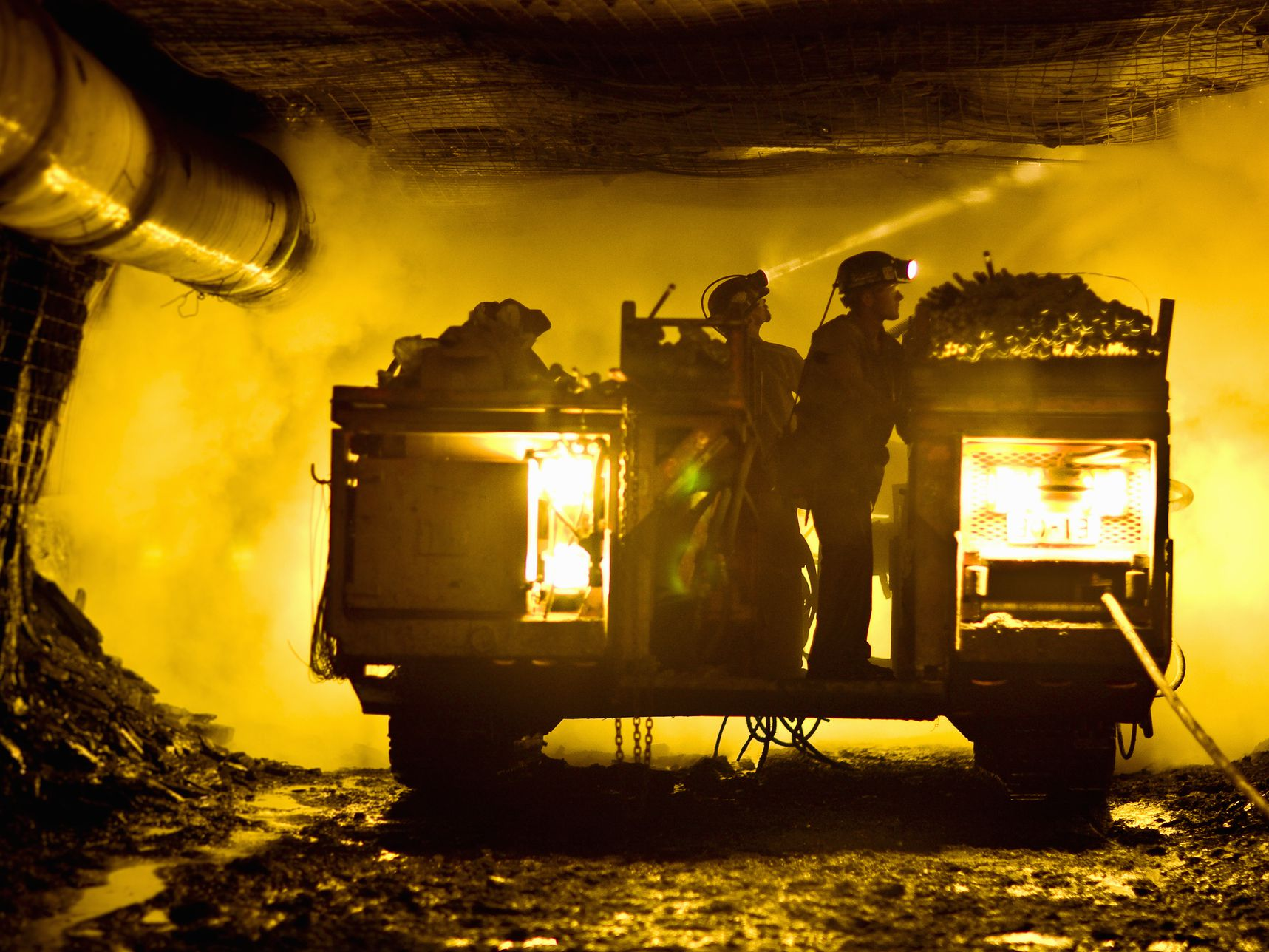 The Most Common Accidents in the Mining Industry